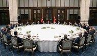 Ak Saray'daki 'Aşırı Mütevazı İftar Masası'na Sosyal Medyadan 15 Orantısız Tepki