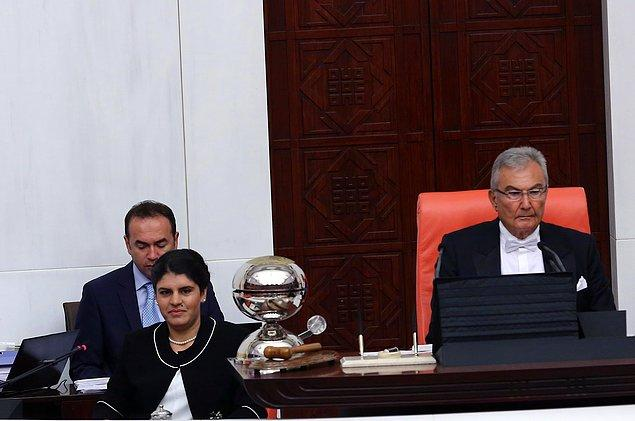 Öcalan'ın yeğeni Başkanlık Divanı'nda