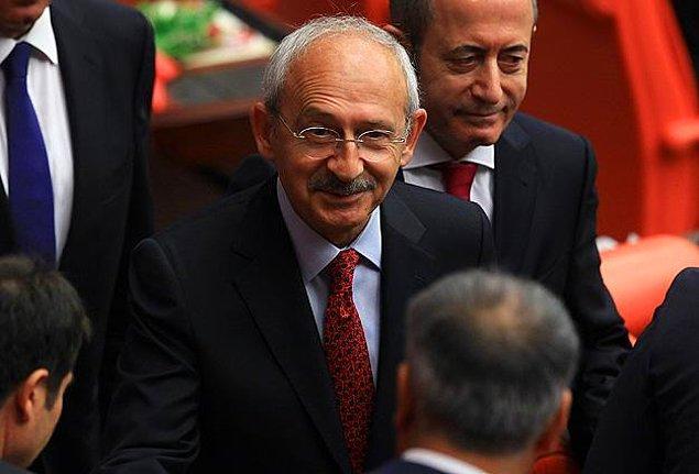 CHP liderinden Meclis Başkan adayı açıklaması