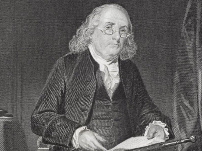 the success and influence of benjamin franklin in the re born america Franklin was born on january 17, 1706 in boston, massachusetts into a puritan family cotton mather's bonifacius, which franklin cites as an influence in the development of his own in june, before word of success had crossed the atlantic, franklin performed his kite and key experiment.
