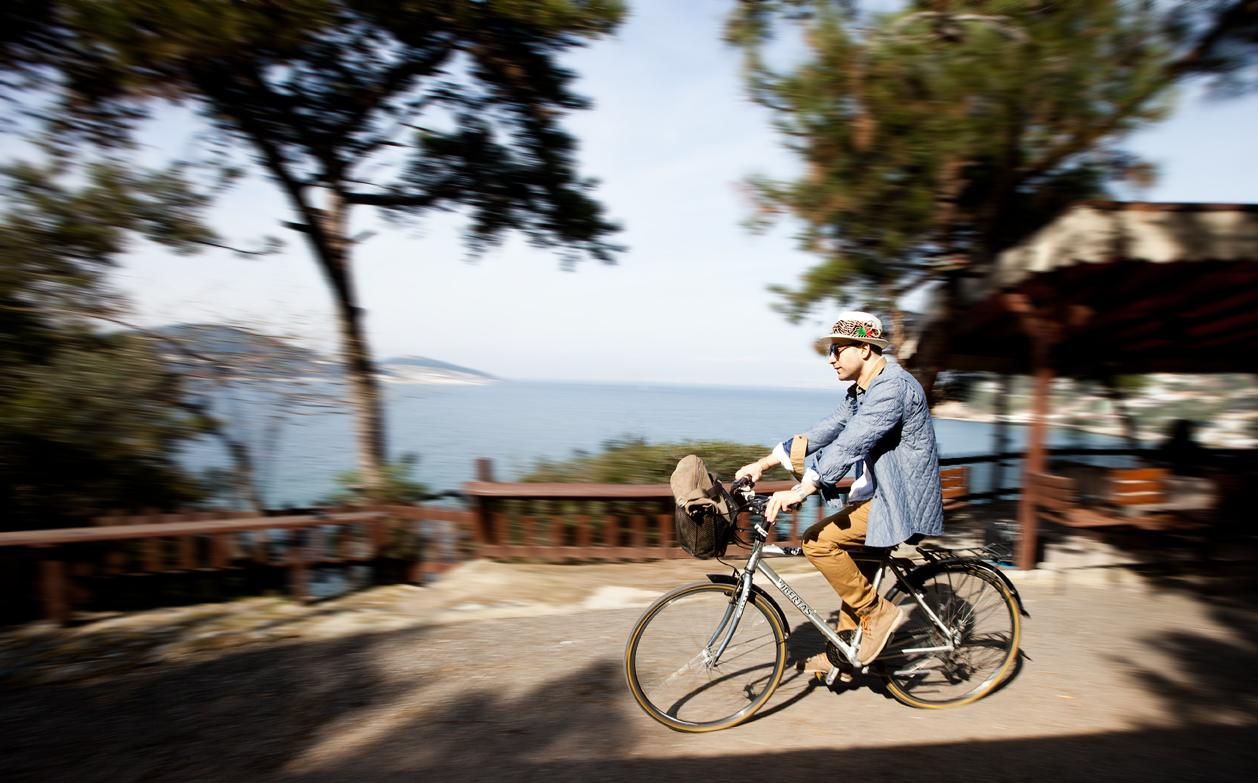 Şehrin Kaosuna İnat: İstanbulda Bisiklete Binilebilecek 11 Rota 73