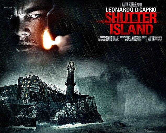 18. Shutter Island (8.1)