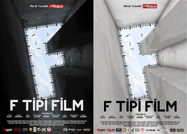 3. F Tipi Filmi - IMDb 6,8