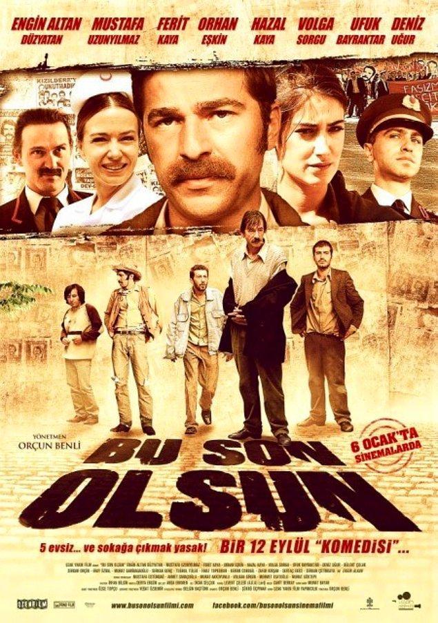 1. Bu Son Olsun - IMDb 5,8