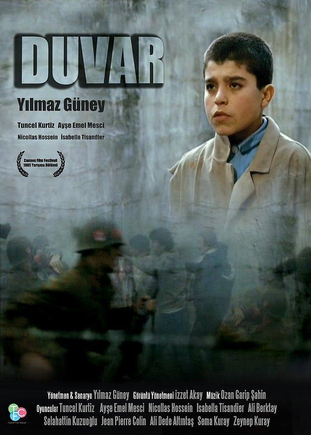 8. Duvar - IMDb 8,1