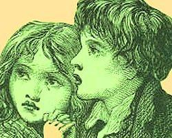 1.Woolpit'in Yeşil Çocukları (The Green Children Of Woolpit)