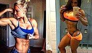 Vücut Geliştirme Konusunda Erkeklerin Çok Şey Öğrenebileceği 26 Kadın