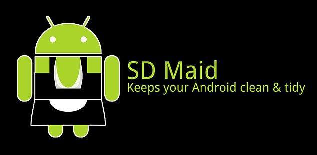 2. SD Maid - Sistem temizleme aracı