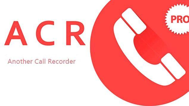 9. Görüşme Kayıt - ACR