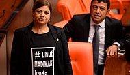 Zeynep Altıok Madımak Tişörtüyle Meclis'teydi