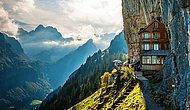 Dünyanın Dört Bir Tarafından Seçilmiş Eşsiz Güzellikteki 2015'in En İyi 14 Oteli