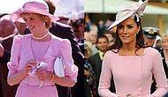Kate Middleton'ın Lady Diana'yı İdol Olarak Almayı Minnacık Abarttığını Gösteren 23 İlginç Benzerlik