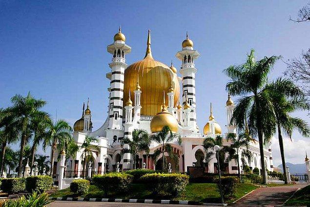 29. Ubudiah Camii, Kuala Kangsar, Malezya