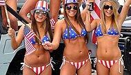 4 Temmuz'u Çılgın Bir Şekilde Kutlayan 19 Amerikalı