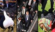 Kameraların Önünde Başlarına Acayip Olaylar Gelen 14 Siyasetçi