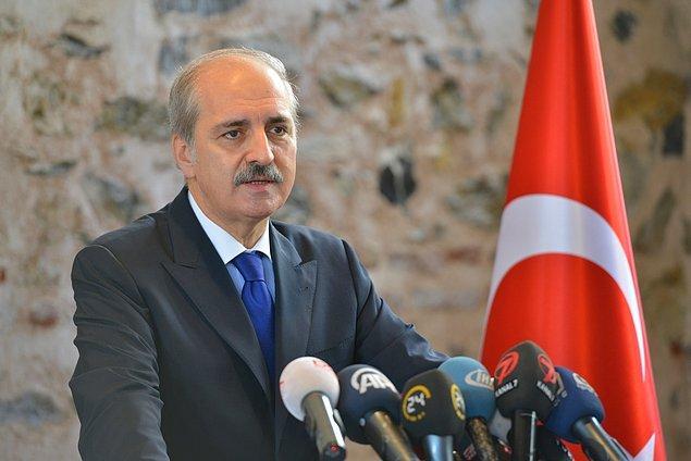 Başbakan Yardımcısı Kurtulmuş: 'Saldırılar aynı zamanda fikir özgürlüğü ve demokrasiye de yapılmış demektir'