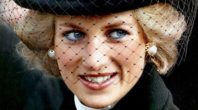 Prenses Diana!