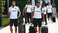 Beşiktaş Almanya'ya Gitti