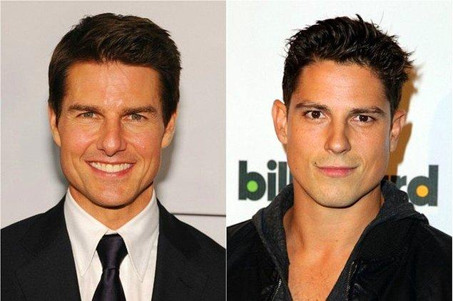 1. Tom Cruise & Sean Faris