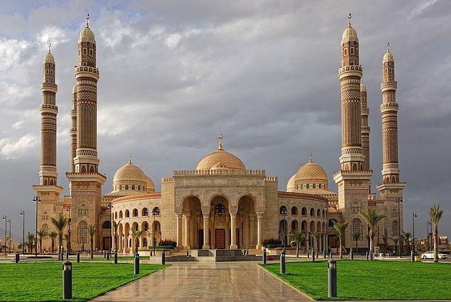 37. El- Salih Camii, San'a, Yemen