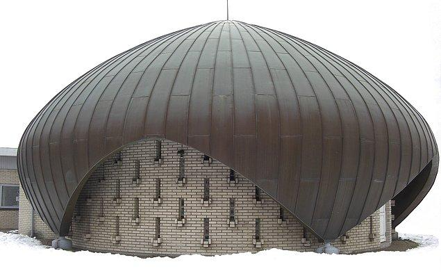 49. Nusret Cihan Camii, Kopenhag, Danimarka