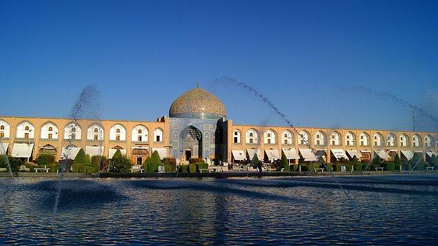 44. Şeyh Lütfullah Camii, Isfahan, İran