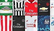 Futbolda Yeni Sezon Heyecanı: Yeni Formalar Görücüye Çıktı