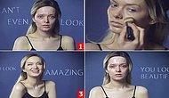 Asıl İğrenç Olanın İnternet Zorbalarının Yüzü Olduğunu Gösteren Sivilceli Kız