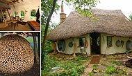 Orta Dünyadadan Kopup Gelen Sudan Ucuza İnşa Edilmiş Hobbit Evi