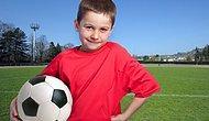 Çocukların En İyi Kankasının Futbol Topu Olduğunun 10 Kanıtı