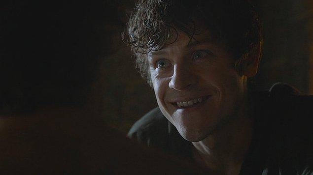 7. Game of Thrones - Ramsay Bolton