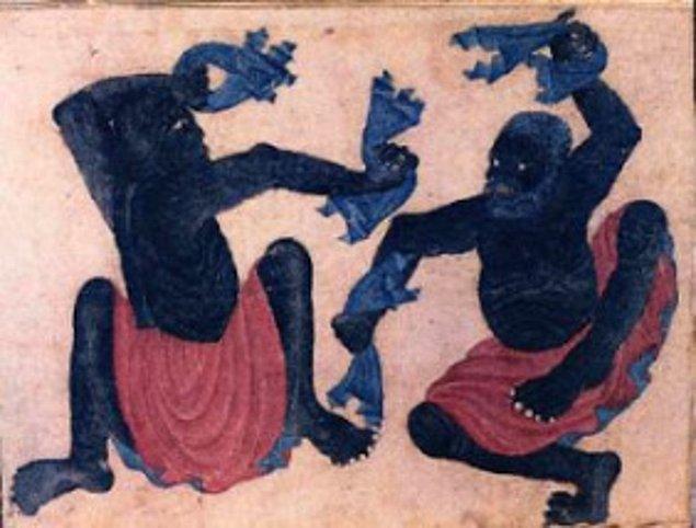 İpekyolu'nda anlatılan efsaneler işlenmiştir.