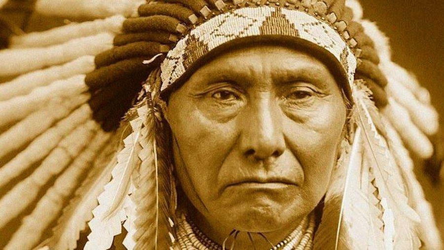 Bir Kızılderili Reisi , Şerif Seattle'ın Mektubu - onedio.com