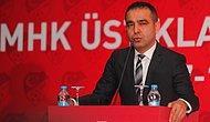 MHK'nin Yeni Başkanı Kuddusi Müftüoğlu