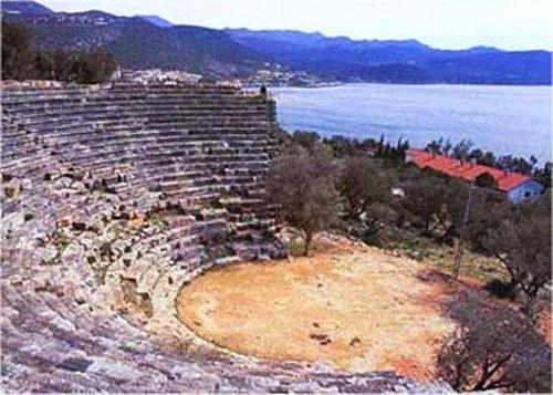Antiphellos Antik Tiyatro