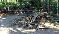 Bakırköy'ün Tarihi Çay Bahçesi Kavaklıpark Belediye Tarafından Mühürlendi