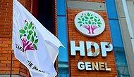 HDP: 'Hükümet IŞİD Bahanesiyle Suriye'ye Müdahale Amaçlıyor'