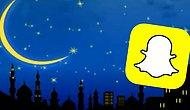 Snapchat'in Kadir Gecesi İçin Özel Hazırladığı ve Epey Takdir Topladığı Mekke Yayını