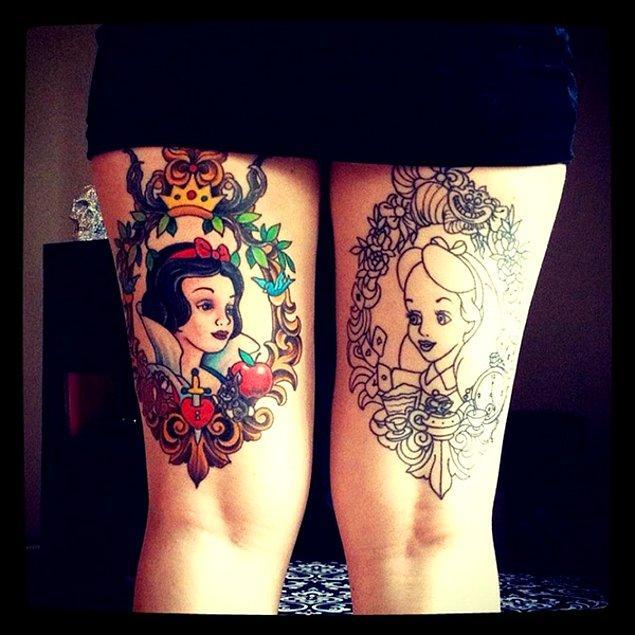 33. Pamuk Prenses ve Alice