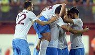 Trabzonspor 1-0 Differdange