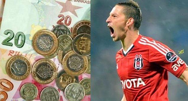 Holosko+bir miktar para!