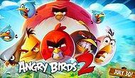 Angry Birds 2 Duyuruldu