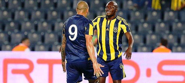 Fenerbahçe 3-1 Vitoria Guimares