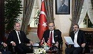 Akdoğan'dan 'Dolmabahçe Görüşmesinde Erdoğan'a Bilgi Verildi' İddiasına Yalanlama