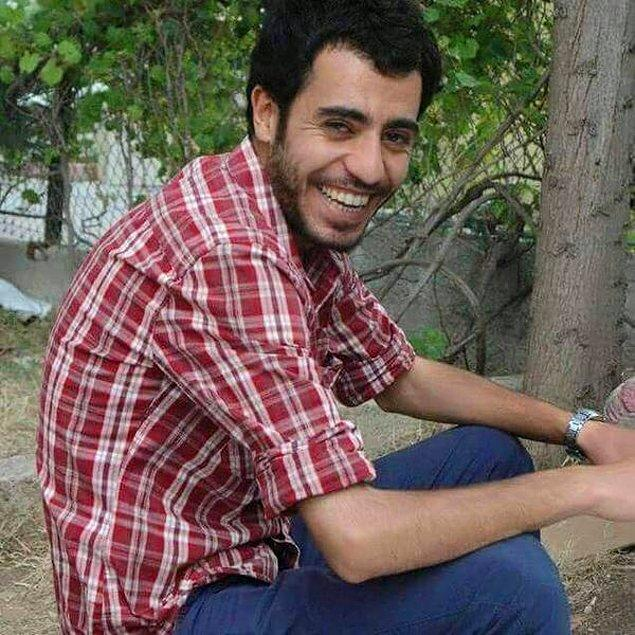 7. Ankara DTCF öğrencisi Yunus Emre Şen