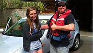 Araba Kullanmayı Babasından Öğrenme Hatasına Düşmüş Kızların Çektiği 14 Çile