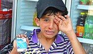 Mendil Satan Suriyeli Çocuğu Dövenler Hakkında Şikayet