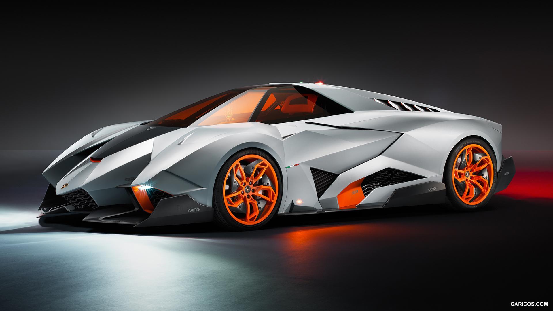 Lamborghini nin en yeni modelleri