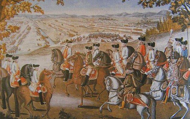 3. Hussar birliği (hafif süvari birliği) keşif için Timiş Nehri'nin karşı yakasına geçer, Osmanlılardan hiçbir iz bulamaz.