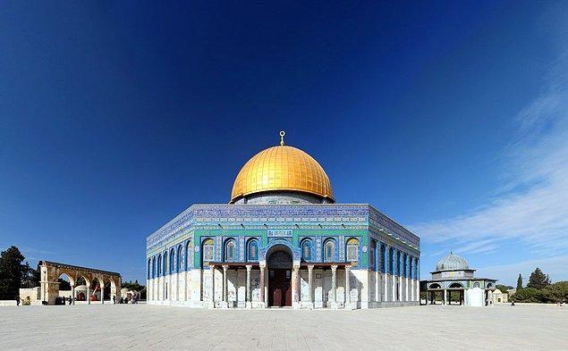 21. Kubbet-üs-Sahra, Kudüs